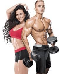 Folletos publicitarios para gym