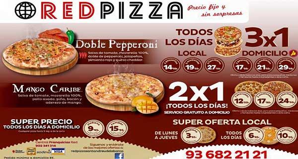buzoneo pizzerias
